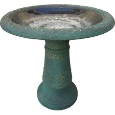 Fiberclay Bird Bath