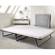Saver Folding Bed with Airflow Fiber Mattress