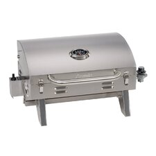 "Smoke Hollow 26.5"" LP Gas Grill with Tabletop"
