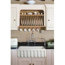 """Caesar 30"""" x 18"""" Kitchen Sink"""