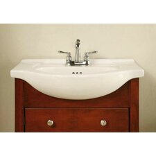 "Windsor 22"" Narrow Depth Bathroom Vanity"