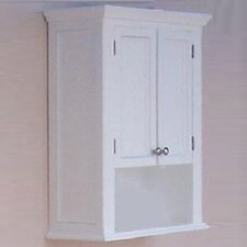 "Newport 26.3"" x 34"" Wall Mounted Cabinet"