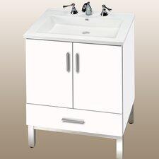 "Daytona 24"" Single Bathroom Vanity Set"
