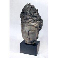 Female Buddah Bust
