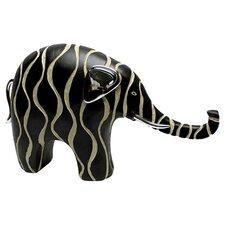 Contemporary Elephant Figurine