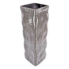 Tama Crosshatch Vase