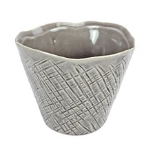 Tama Crosshatch Vase