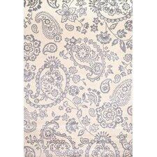 Sonoma Light Blue/Ivory Hinsley Floral Rug