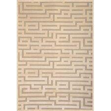 Napa Ivory Maze Area Rug