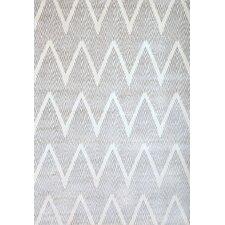 Sonoma Vienne Silver Gray/White Area Rug