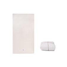 """Coco Core 3"""" Non-Toxic Crib Mattress with Organic Cotton Cover"""