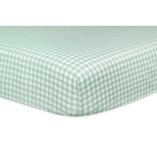 Tulip Garden Fitted Crib Sheet