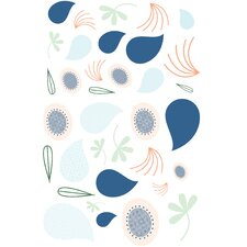 Fleeting Flora Wall Decal