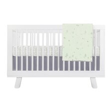 Tranquil Woods Crib Skirt