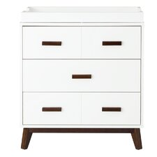 Scoot 3 Drawer Changing Table