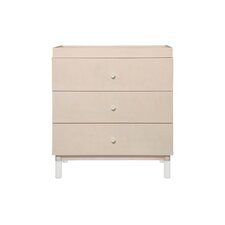 Gelato 3 Drawer Changer Dresser