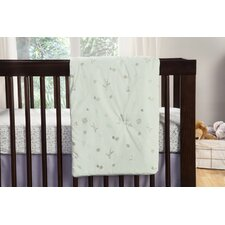Tranquil Woods 2-in-1 Play and Toddler Blanket