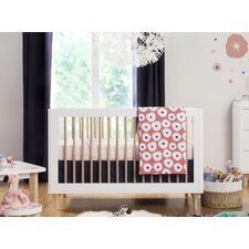 In Bloom 5 Piece Crib Bedding Set