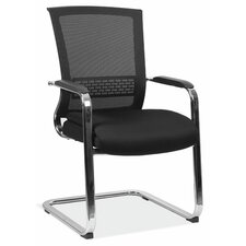 Henning Series Sled Base Guest Chair