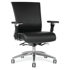 Henning Series Leather Executive Chair