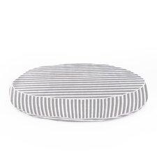 Sweater Stripe Circle Dog Bed