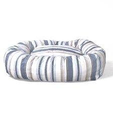 Sublime Stripe Snuggler Dog Bed