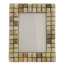 Safari Typo Picture Frame