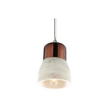 Prisma 1 Light Bowl Pendant