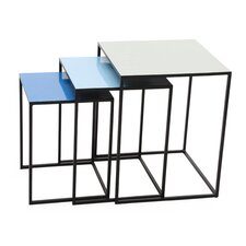 Bluejay 3 Piece Nesting Tables