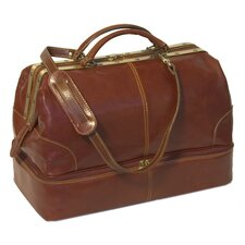 "Positano 22"" Grande Leather Travel Duffel"