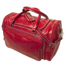 "Torino 20"" Leather Travel Duffel"