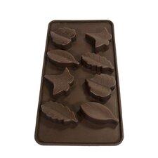 Silicone Leaf Chocolate Mold (Set of 2)