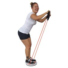 Sivan Health And Fitness Waist Twister with Resistance Tubes