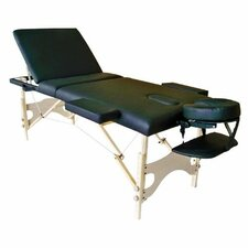 3 Fold Reiki Portable Massage Table and Carrying Case