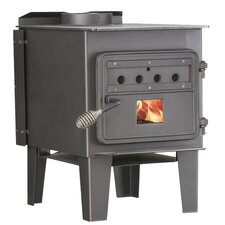68,000 BTU EPA Certified 1,500 Square Foot Wood Stove