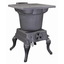 Rancher 1,000 Square Foot Coal Stove