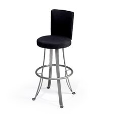 "Mod 30"" Swivel Bar Stool with Cushion"