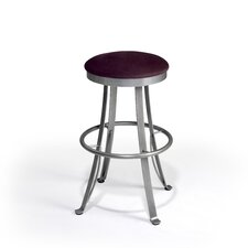 "Cobra 24"" Swivel Bar Stool with Cushion"