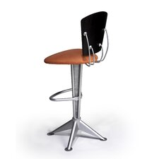 "Kat 30"" Swivel Bar Stool with Cushion"