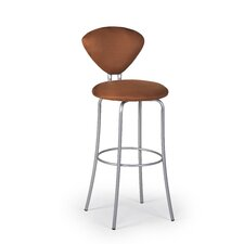 "Stylo 24"" Swivel Bar Stool with Cushion"