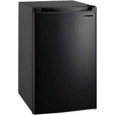 4.4 cu. ft. Compact Refrigerator with Freezer