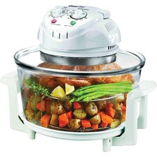 0.53 cu. ft. Glass Bowl Convection Oven