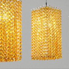 Aurea 1 Light Tall Pendant