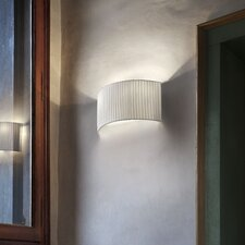 Tessuti Oval 2 Light Wall Sconce