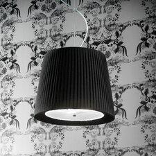 Tessuti Cone 2 Light Drum Pendant