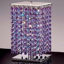 "Aurea 9.45"" H Table Lamp with Rectangular Shade"