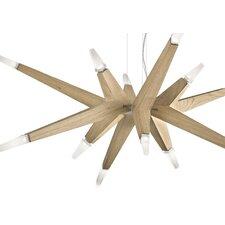 Flashwood 12 Light Geometric Pendant