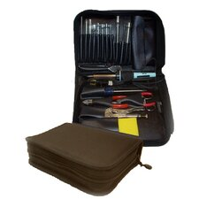 646 Compact Single Zipper Cordura Tool Case