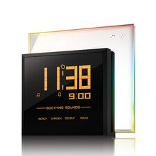Color and Sound Atomic Clock
