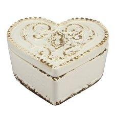 Heartland Worn Heart Trinket Box (Set of 2)